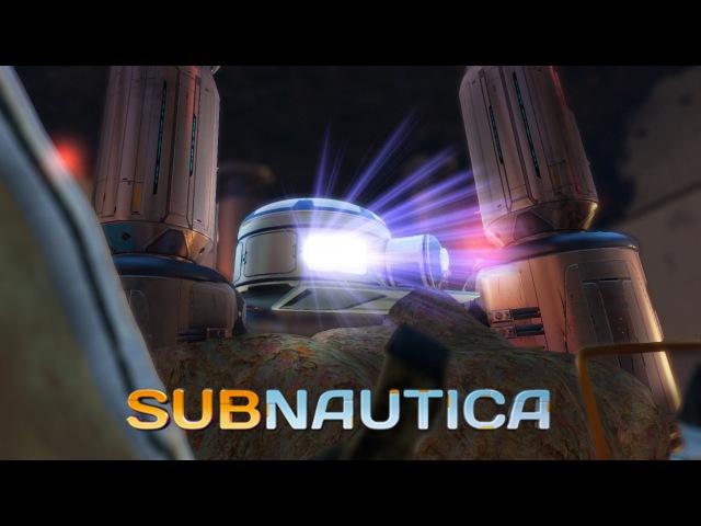 БАЗА ВНУТРИ АВРОРЫ - Subnautica 27