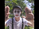 """Zach King on Instagram Mime 🎭vs the Magician 🎩 miming by @samwickert"""""""