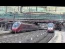 Stacja Trenitalia Roma Tiburtina Frecciarossa Frecciargento Italo NTV IC Reg Cargo city