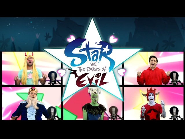 Star vs the Forces of Evil Theme Song Acapella!