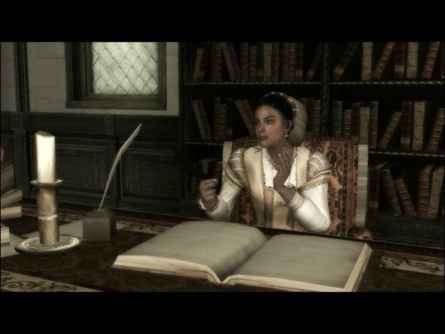 Assassin's Creed 2 - Клаудиа писарь 9