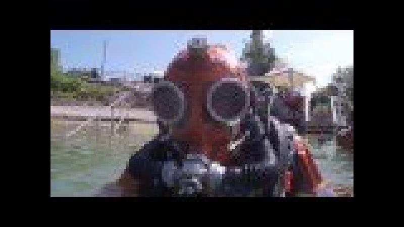 Diving the Russian Submarine Escape Suit