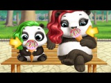 Fun Animals Care Kids Game - Panda Lu Baby Bear City By TutoTOONS
