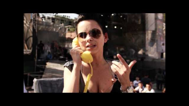 On the road with INNA 150 - INNA @ Romanian Music Awards 2011