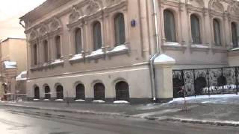 Кустарный музей в Леонтьевском пер