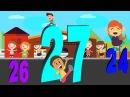 Dạy bé học đếm số - dạy bé học đếm - dạy bé học đếm số tiếng việt - dạy bé học số đếm