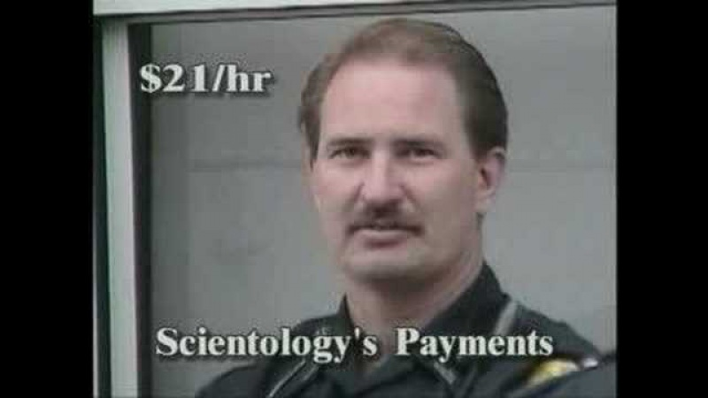 Scientology Corruption among the Clearwater police 23