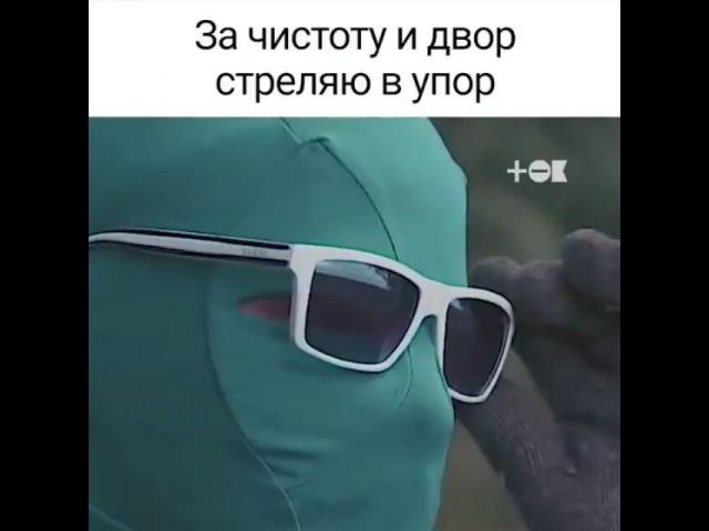 """RIA Novosti on Instagram: """"Видео by @tok_media В России появился настоящий супергерой, который объявил войну мусору!"""""""