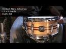 9 snare drums Tama Pearl Gretsch DW Ludwig Pork Pie Mapex
