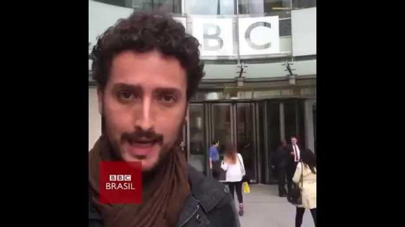 Quer ver a BBC em Londres por dentro? Então, venha!