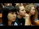 Встреча студентов с ректором
