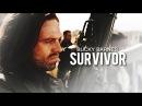 Bucky Barnes Winter soldier || Survivor