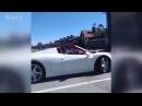 Çiftlik Bank CEO'su tosun Ferrari ile Uruguay'da Spin Atarken Görüntülenmiş