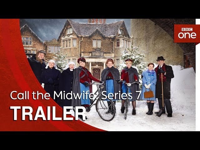 Call the Midwife: Series 7 Trailer - BBC One