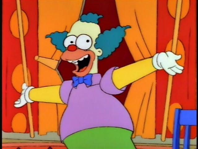 Simpsons Histories - Krusty the Clown