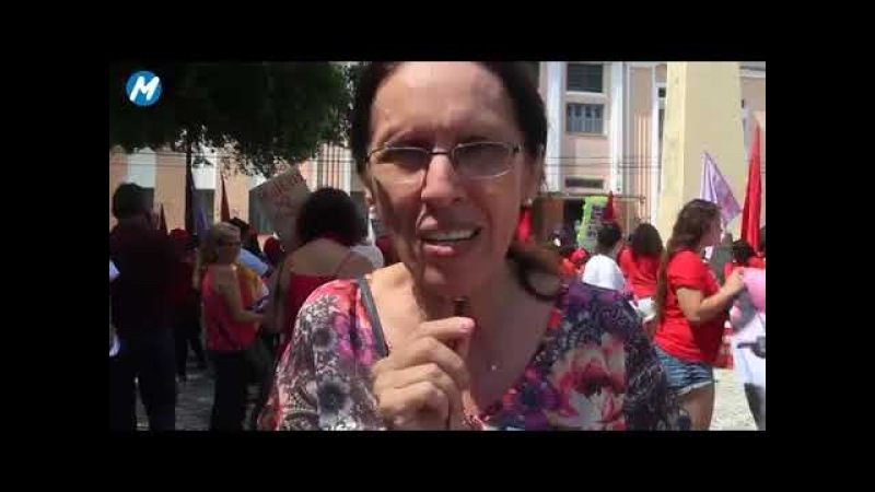 Mulheres do Brasil saem as ruas em defesa da democracia e de Lula
