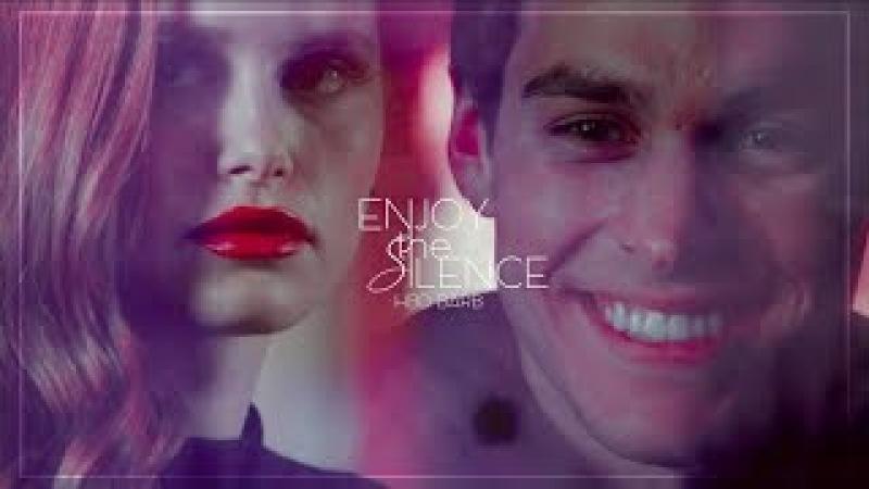 Cheryl kai | enjoy the silence [HBD BARB]