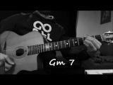 Accords guitare - Petite fleur de Sidney Bechet