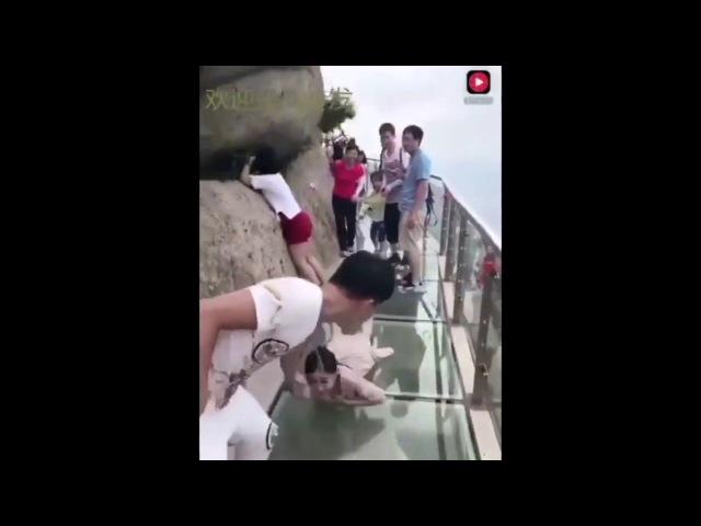 Кытайда жаны айнектен жасалган копуро курулду