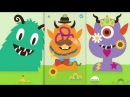 Sago Mini Monsters - Best Game For Kids