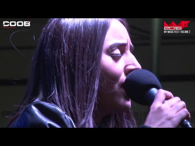 Srbuhi Sargsyan Allusion Band (MMF 2016)