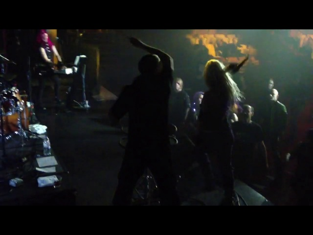 Ayria - My Revenge on the World GothicCruise 2013 Live