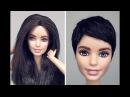 БАРБИ! Трансформация волос! Для кукол своими руками