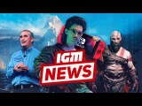 IGM News — взлом Nintendo Switch и геймплей God of War