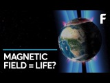 Magnetic Fields Are the Key to Life on a Planet