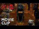 ISLE OF DOGS Dog Zero Clip FOX Searchlight
