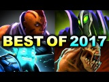 BEST OF 2017 - MOST EPIC/HYPE PLAYS DOTA 2
