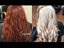 Red Box Colors to BLONDE Transformation Part 1