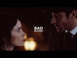 Flynn and Lucy  Bad Blood