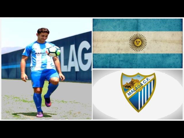 Emanuel Cecchini ★ Malaga C.F. ★ Most Humiliating Skills Goals ★
