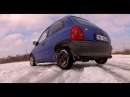 Corsa B Spare Tires FWD no Handbrake Winter Ice Drift