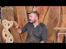 Sculptor and Furniture Maker Paul Kruger Gives Old Lumber and Fallen Trees new Life
