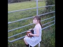 The Power of Music Little Girl Serenades Herd Of Cows Music is Love
