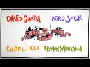 David Guetta Afrojack - Dirty Sexy Money feat. Charli XCX French Montana (Lyric Video)