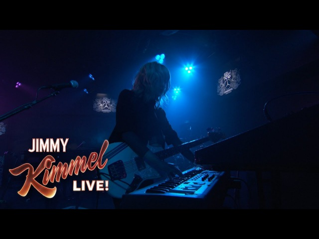 Lo Moon Loveless Jimmy Kimmel Live
