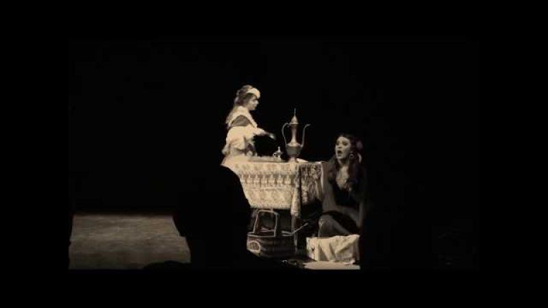 Дама-невидимка П. Кальдерона в Ленинских Горках
