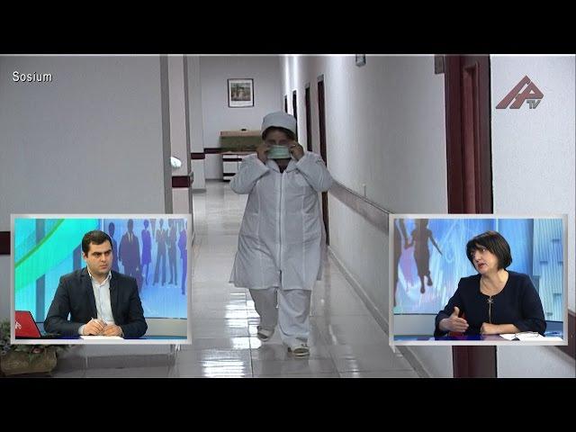 """""""Ölkədə yayılan kəskin respirator xəstəliklər epidemiya halını almayıb""""- Nazirlik rəsmisi   SOSİUM"""