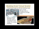 Building Scale VR Creating Indoor 3D Maps its Application to Simulation of Disaster Situations