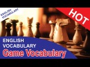 GAME VOCABULARY | English vocabulary words with meaning | English vocabulary in use
