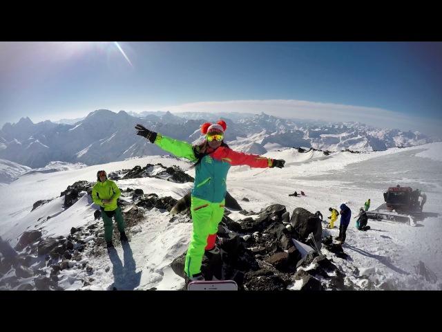 Настоящий Эльбрус - Горнолыжный курорт 2018