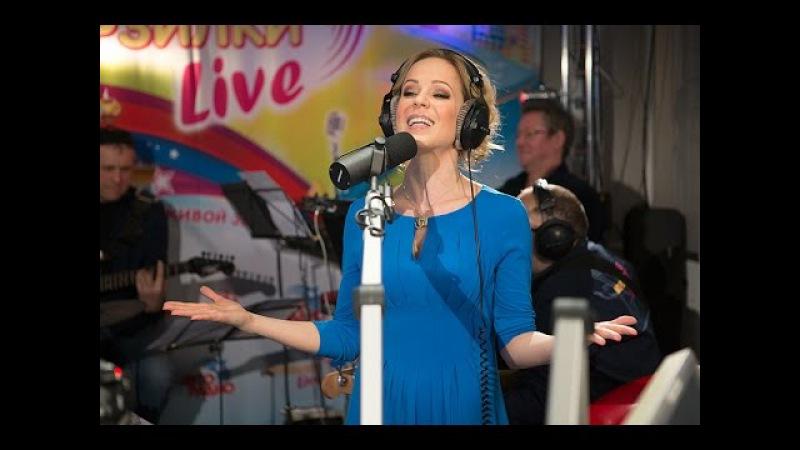 Ирина Медведева – Цыганская (из мюзикла «Pola Negri») LIVE Авторадио