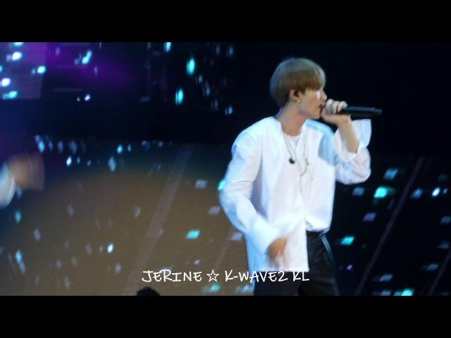 [HD FANCAM] 180113 K-Wave 2 KL ☆ Super Junior DE《너는 나만큼 Growing Pains》