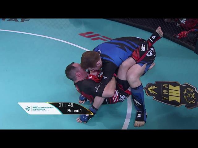 Murtaza Talha Ali (BAH) x Shane Price (GBR) - World championship Amature MMA 13/11/2017