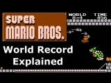 Как спидранят Super Mario Bros.