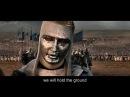 *EPIC Knights! NEVER BACK DOWN LYRICS by thomas bergersen - cinematic Kingdom of Heaven