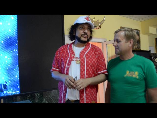 Филипп Киркоров о Парке Тигров в Севастополе